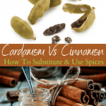Cardamom Vs Cinnamon- Important Uses & Differences - Homegrown Herb Garden
