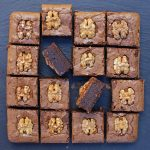 Coffee Brownies with Walnuts - A Recipe For Coffee Lovers