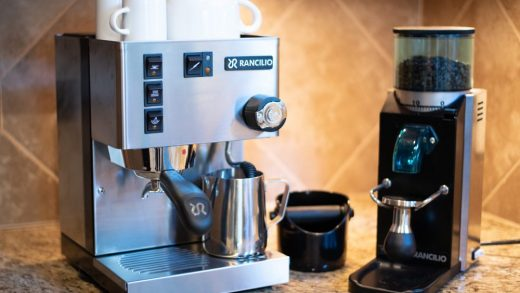 Rancilio Silvia Review | From Just a Mom Who Runs on Caffeine – Catching Up  With Chelsea
