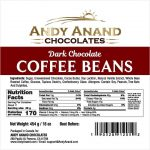 Andy Anand Dark Chocolate Covered Espresso Coffee Beans – Andyanand