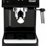 De'Longhi ECP3120 15 Bar Espresso Machine with Advanced Cappuccino System,  9.6 x 7.2 x 11.9 Inches, Black/Stainless Steel - Coffee Tool Box