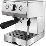 Espresso Machine Coffee Maker & Espresso Cappuccino Machine,Stainless Steel  Machine with 15 Bar Pump,Powerful Milk Frother,For Barista Home  Brewing,1050W - Coffee Tool Box