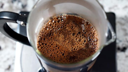 How to Make Your Coffee Look Sophisticated? Get a French Press! | Beans and  Burrs