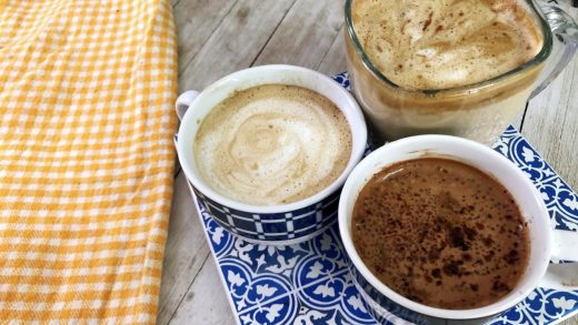 Home Made Coffee Drinks - The Home Maker Baker