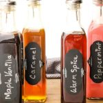 Homemade Coffee Syrup Recipe   just pennies a cup to make it at home!