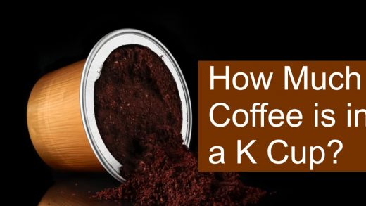 How Much Coffee is in a K Cup?