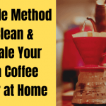 How to Clean Bella Coffee Maker (Single Cup and 12 Cup) with White Vinegar  – Coffee Cherish