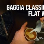How to Make a Flat White on Gaggia Classic Pro Espresso Machine – Business  Domination Opportunity