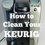How To Get A Clean Keurig Coffee Machine - Mom 4 Real
