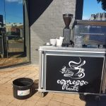 The Coffee Cart @ AHC Re-Location Opening – Espresso Beatz