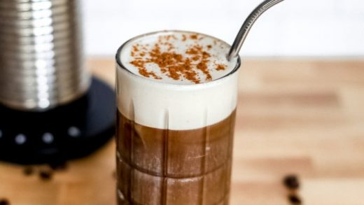 How To Make Iced Latte | Easy Recipe - Lake Shore Lady
