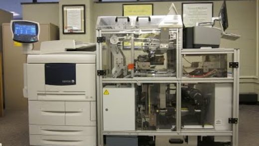 The Espresso Book Machine (Jasper Nee '14) - From Tablet to Tablet: A  History of the Book