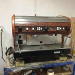Commercial CMA Lisa 2-Group Fully Auto Coffee Machine (Briarwood)