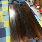 Refinish a Coffee and End Table - Sweet Bea Creations