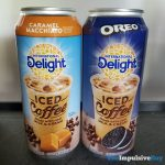 SPOTTED: International Delight Canned Iced Coffee (Caramel Macchiato and  Oreo) - The Impulsive Buy