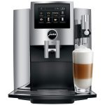 Jura S8 automatic coffee machine with touch screen