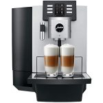 Jura X8 one touch automatic bean-to-cup coffee machine. Cape Town.