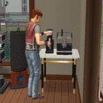 Mod The Sims - Espresso and Coffee Makers not on counters only