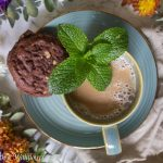 Mint Mojito Latte - Cooking with a Wallflower
