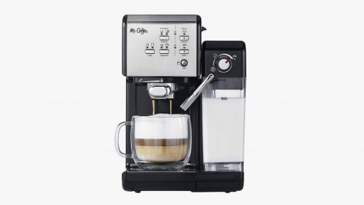 7 Best Latte and Cappuccino Machines: Breville, Mr. Coffee, and More | WIRED