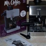 Mr. Coffee Steam Espresso Maker : Review and First Impressions | Be Your  Own Barista