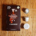 Coffee capsules: My-coffee Cup - Espresso Fortissimo • Capsulogy