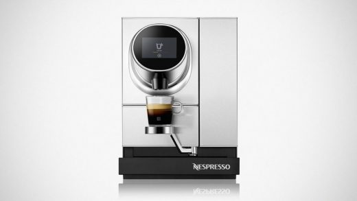 Nespresso Professional Outs New, Super Sleek Coffee Machine For Businesses    SHOUTS