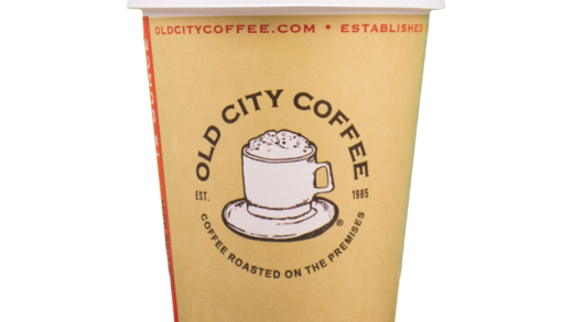 Latte – Old City Coffee