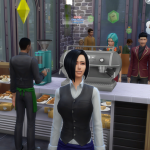 Tending a cafe bar? — The Sims Forums