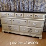 4 the love of wood: HOW I CREATED A RICH ESPRESSO FINISH - with chalk paint