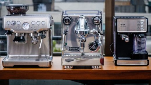 Features of espresso coffee machines - The Appliances Reviews