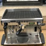 Commercial Espresso Coffee Machine High Cup Rancilio Classe 8-1 Group