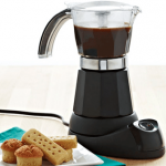 IMUSA Electric Espresso Maker Review • Steamy Kitchen Recipes Giveaways