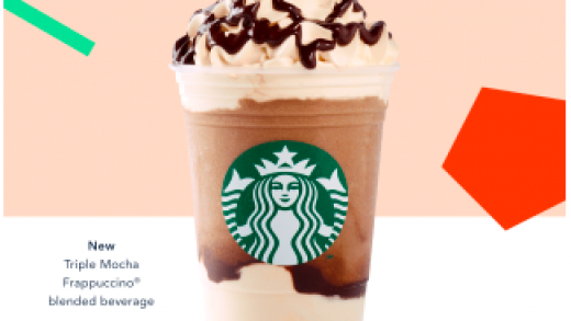 Starbucks: Happy Hour - Buy One, Get One Free Frappuccino (Aug 23, 2pm -  Close) - Calgary Deals Blog