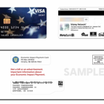 FYI: Your federal 'check' might arrive as a debit card | West Seattle  Blog...