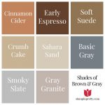 Shades of Stampin' Up! Color   Stampin' Pretty