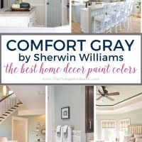 Revere Pewter {The Best Home Decor Paint Colors} | The Turquoise Home