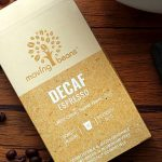 Decaf Espresso   Moving Beans Compostable Coffee Pods