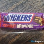 SPOTTED: Snickers Peanut Brownie Squares - The Impulsive Buy