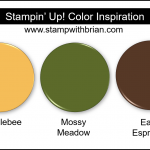 15 Color Combinations with Stampin' Up!'s 2020-2022 In Colors – STAMP WITH  BRIAN