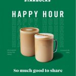 Starbucks: Happy Hour - BOGO - Any Handcrafted Drink (Feb 6, 2-7pm) -  Calgary Deals Blog