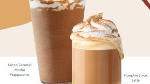 Starbucks: Happy Hour - Buy One, Get One Free - Frappuccino Blended or  Handcrafted Espresso Beverage (Sept 27, 2pm - Close) - Vancouver Deals Blog