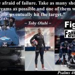 Toby Olubi – Fight for the fatherless