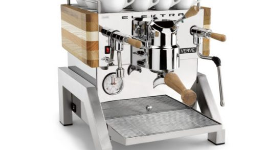 Elektra Keeps Tech and Design Lively With New Verve Espresso Machine – Hove  Industries, LLC