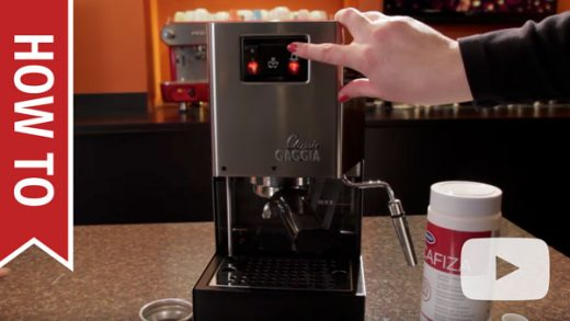 Gaggia Classic/cleaning and maintenance - Whole Latte Love Support Library