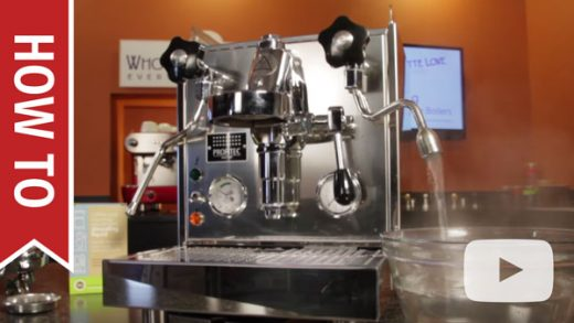 Expobar Office Lever/cleaning and maintenance - Whole Latte Love Support  Library