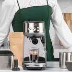 We Try: Breville the Bambino coffee machine that delivers barista results