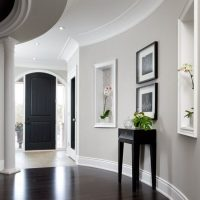 Contemporary Spaces Interior Paint Color Combinations Design, Pictures,  Remodel, Decor and Ideas - page 4 | Home, House colors, House styles