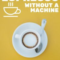 How To Make Espresso Without A Machine (NOT What You Think)   Expensive  coffee, Gourmet coffee, Coffee beans