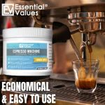 Amazon.com: Espresso Machine Cleaning Tablets (30 Tablets), Compatible with  Jura, Miele, and Breville Espresso Machines - Made in USA: Kitchen & Dining